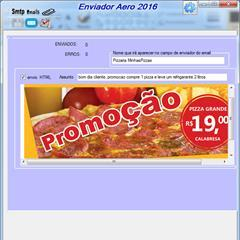 Enviador de Email Marketing + 1000 emails por minuto